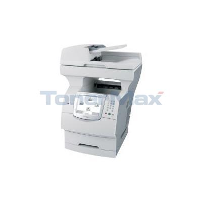 Lexmark X-644e MFP
